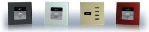 Futronix lighting controller - HX3 control plates