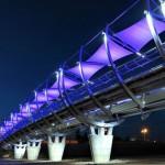 Aldabra pipe bridge